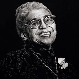 Rosa Parks - Artist Print