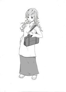 Malay school Girl