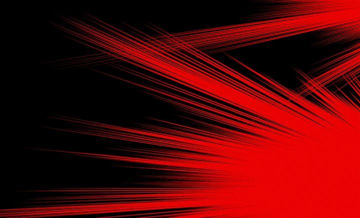 Red Explosion (Left) - Fitry D Mangaka