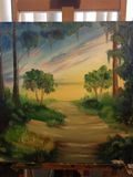 24x24 Original Painting
