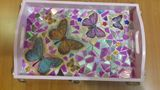 Butterfly Gift Tray