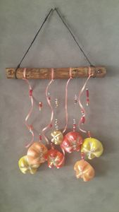 Recycled material Windchime