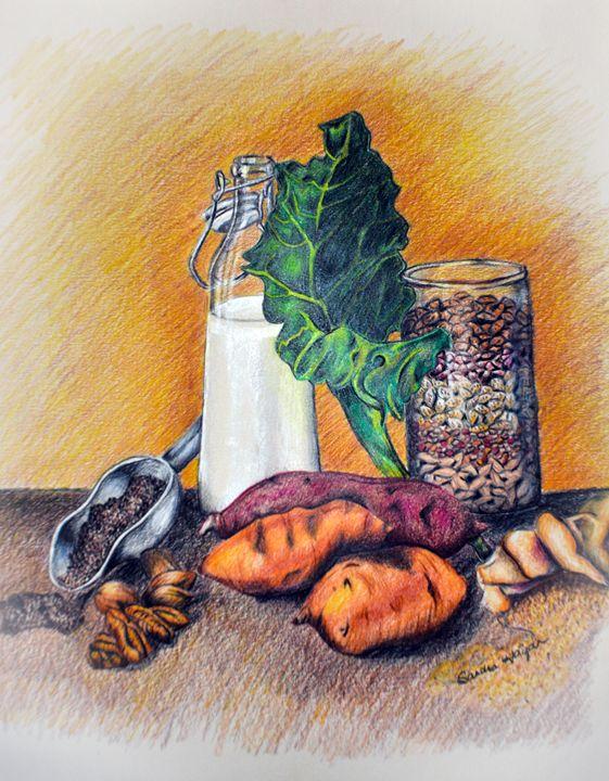 Healthy Living - Sandra Hagan