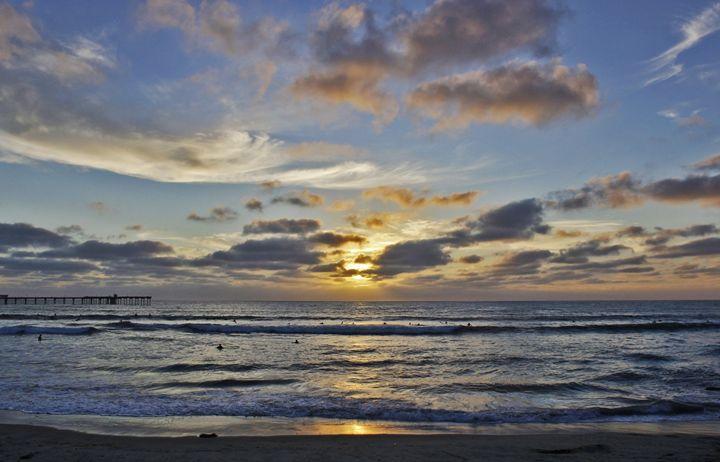 Pacific Beach, CA - Nick Melesko Photography