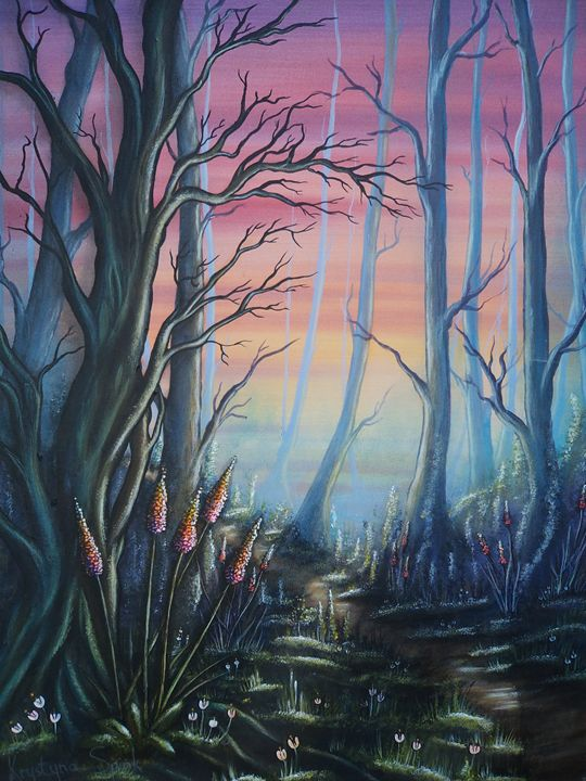 Forest Dreams - Krystyna Spink