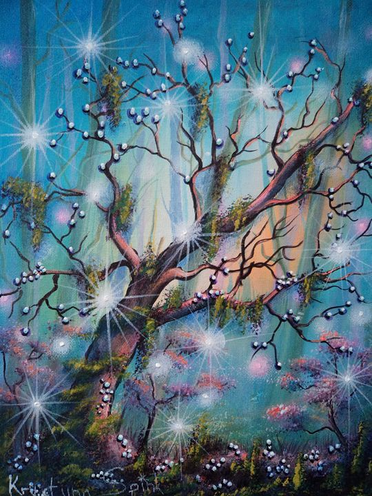 The Wishing Tree - Krystyna Spink