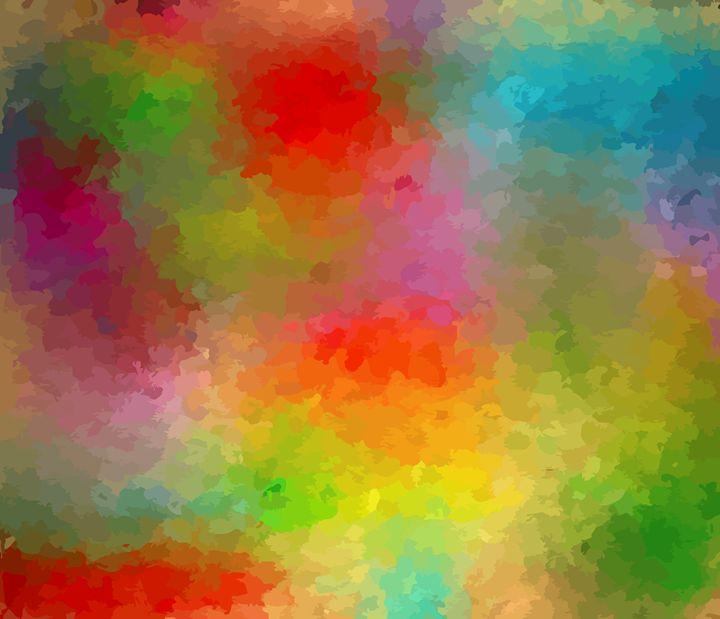Abstract A Crisis of Colour - #CALARTNZ