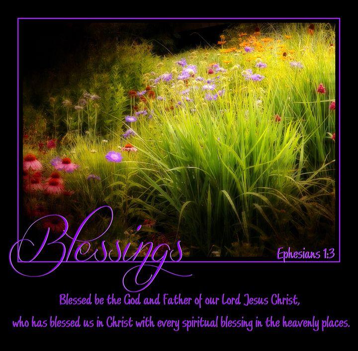 Blessings - ibelieveimages