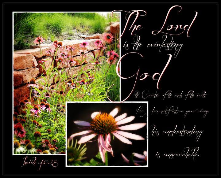 Everlasting God - ibelieveimages