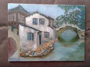 House Between Two Bridges