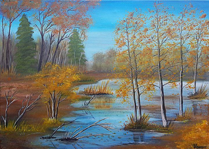 Magical autumn - VargaArt