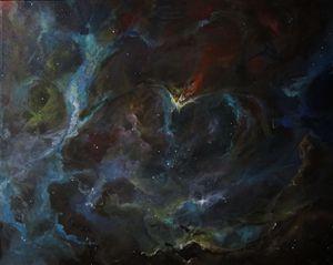 Rosa's Nebula