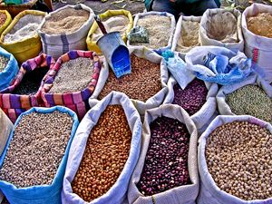 Ecuadorian Grains