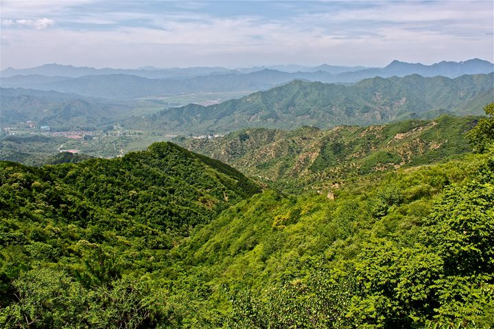 Mountains of China -  Solshinestudio