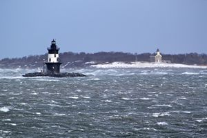 North Fork Lighthouses