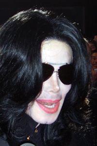 a moment with michel jackson - james p connor