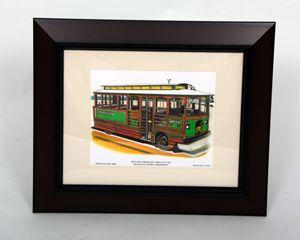 Beachcomber LIne Trolley Car
