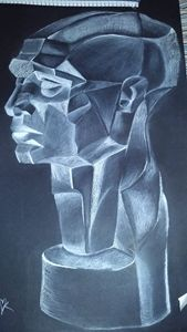Planes of the Head Sculpture