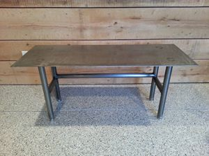 All Steel Recycled Coffee Table