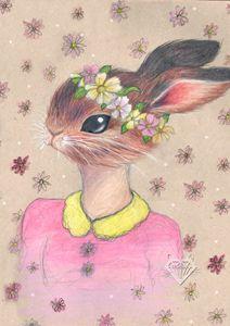 Rabbit girl 🐇
