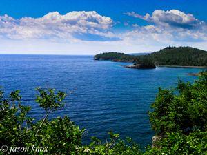 Split Rock View