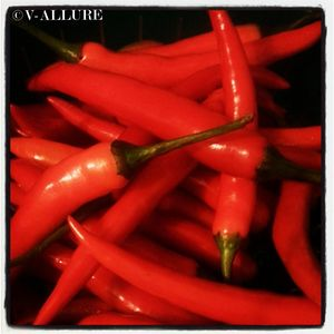 Red Chillies - V-ALLURE ART