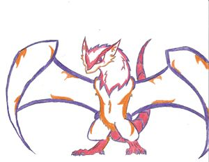 Lexirn the Dragon