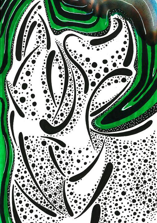 Diary Deer - Finite Art