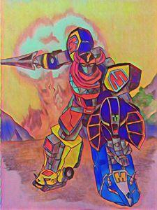 Mega Zord year1