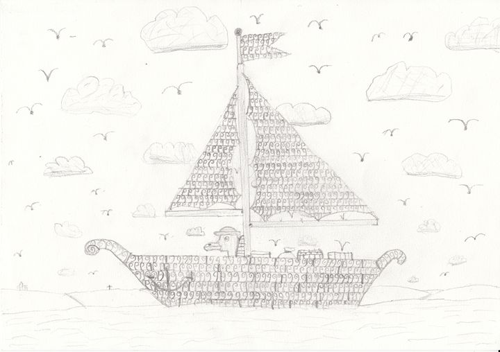 greek boat - Vasilisa