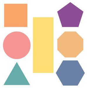 Kid's Geometric Art