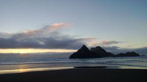 California Pacific Coast