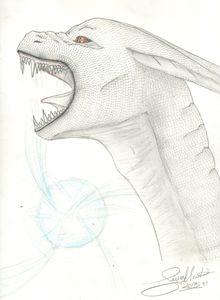 Pale Demon Dragon