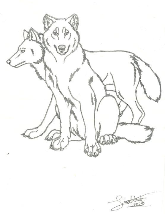 Wolves - SDU Art