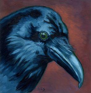 Jealous Crow - RKIves
