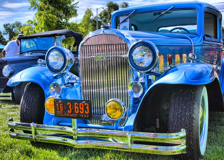 Buick in the park - Still's LIfe