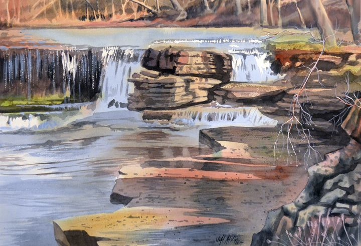 Duck River - Jeff Atnip Art