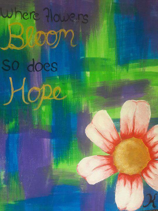 Blossom - Kates creations