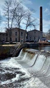 Old Miltown Falls