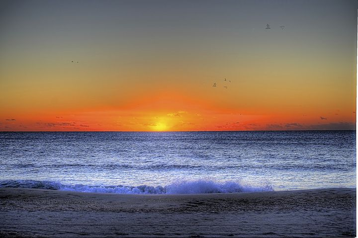 SunRisesAlso - Ocean Seascapes
