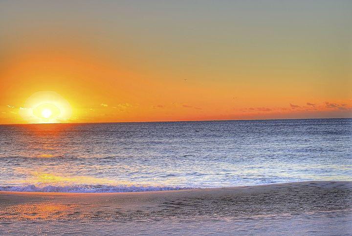 sumrise - Ocean Seascapes