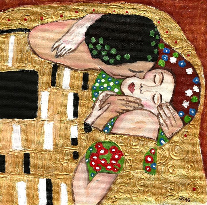 Klimt - Kiss - Jana ART