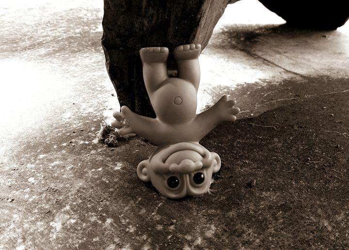 elf, troll - Jana ART