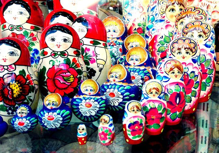 russian doll - Jana ART