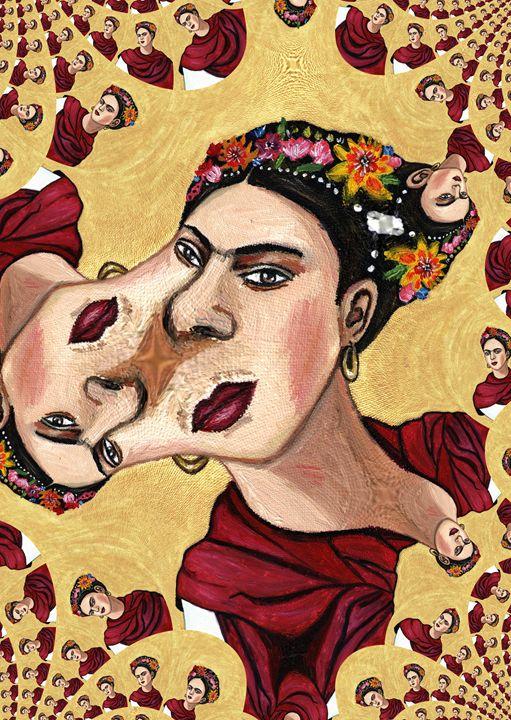 Frida Kahlo - Jana ART