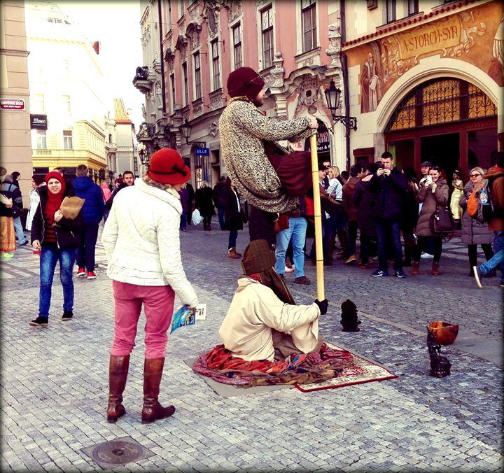 magicians - Jana ART