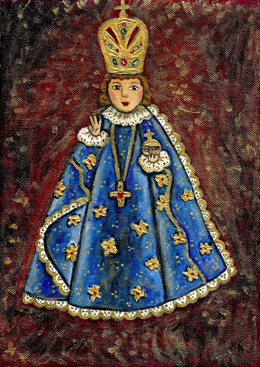 Infant Jesus of Prague - Jana ART