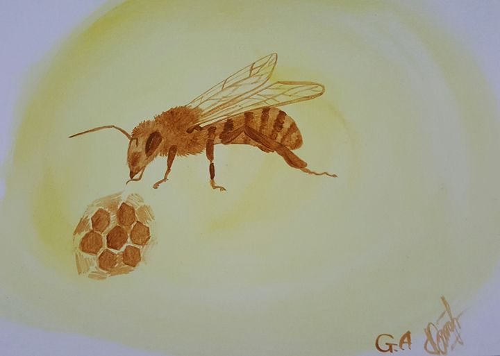 Bee - ArtAnnaGogoleva