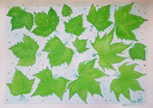 Forum of leaves
