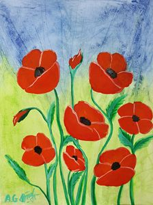 Magic poppies